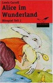 Cover of: Alice im Wunderland, 1 Cassette