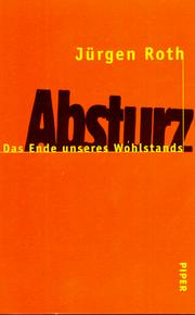 Cover of: Absturz