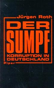 Cover of: Der Sumpf