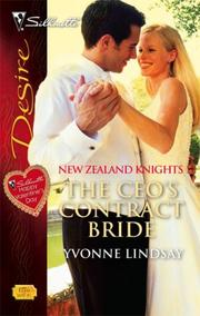 Cover of: The CEO's Contract Bride