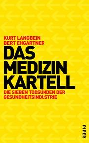 Cover of: Das Medizinkartell by
