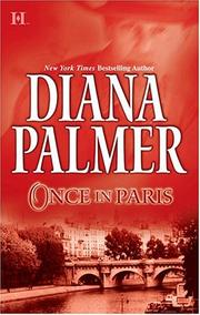 Cover of: Once in Paris