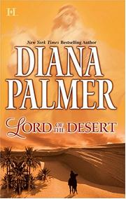 Cover of: Lord of the desert