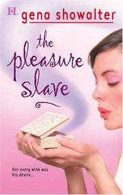 Cover of: The pleasure slave