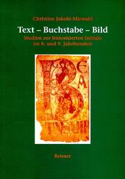 Cover of: Text, Buchstabe, Bild