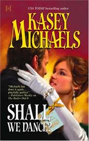 Cover of: Shall we dance?