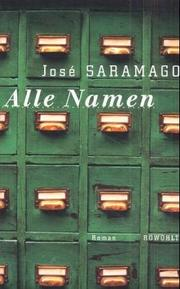 Cover of: Alle Namen