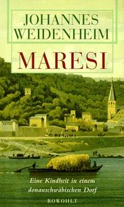 Cover of: Maresi