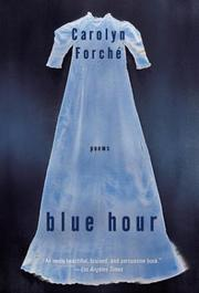 Cover of: Blue Hour