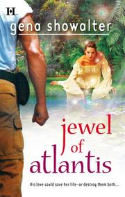 Cover of: Jewel of Atlantis (Atlantis, Book 2)