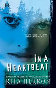 Cover of: In a Heartbeat