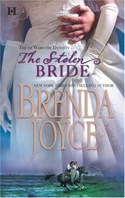Cover of: The Stolen Bride (de Warenne Dynasty)