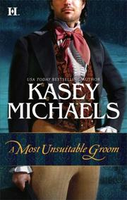 Cover of: A Most Unsuitable Groom (The Beckets of Romney Marsh)