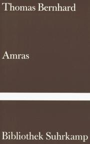 Cover of: Amras