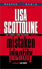 Cover of: Mistaken Identity Low Price | Lisa Scottoline