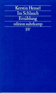 Cover of: Im Schlauch