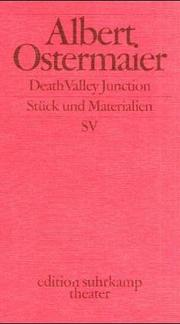 Cover of: Death Valley Junction