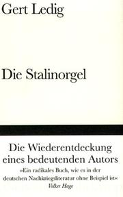 Cover of: Die Stalinorgel