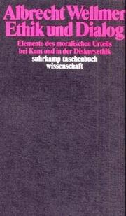 Cover of: Ethik und Dialog