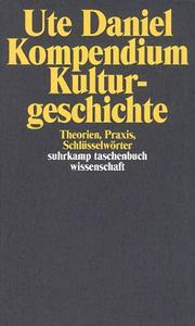 Cover of: Kompendium Kulturgeschichte