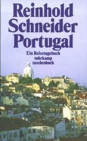 Cover of: Portugal