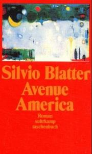 Cover of: Avenue America