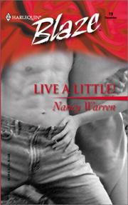 Cover of: Live A Little!
