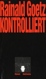 Cover of: Kontrolliert