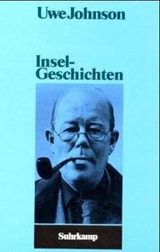 Cover of: Inselgeschichten
