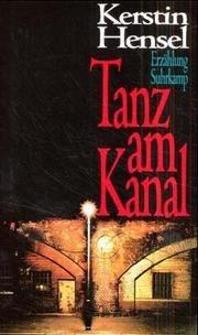 Cover of: Tanz am Kanal