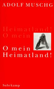Cover of: O mein Heimatland!