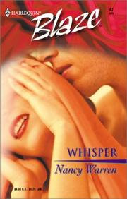 Cover of: Whisper | Nancy Warren