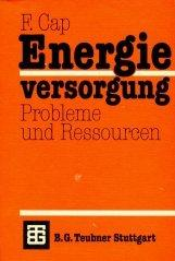 Cover of: Energieversorgung