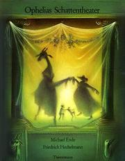 Cover of: Ophelia's Shadow Theatre