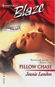 Pillow Chase (Harlequin Blaze, No. 161)(Falling Inn Bed)