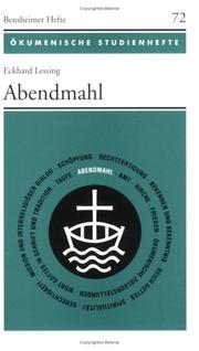 Cover of: Abendmahl