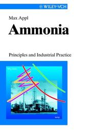 Cover of: Ammonia