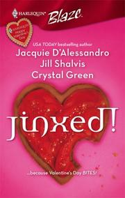Cover of: Jinxed! (Harlequin Blaze, No. 303) | Jacquie D
