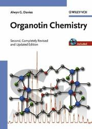 Cover of: Organotin chemistry