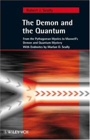 Cover of: The demon and the quantum