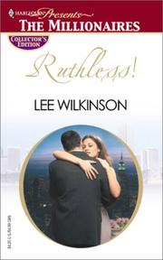 Cover of: Ruthless (Promotional Presents)