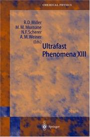 Cover of: Ultrafast Phenomena XIII |