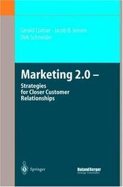 Cover of: Marketing 2.0 | Gerald Corbae