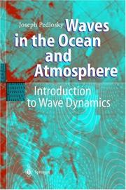 Cover of: Waves in the Ocean and Atmosphere