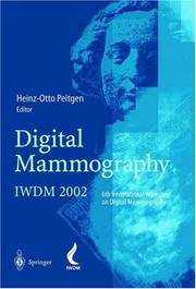 Cover of: Digital Mammography