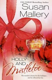 Cover of: Holly And Mistletoe