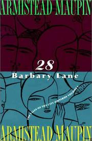 Cover of: 28 Barbary Lane
