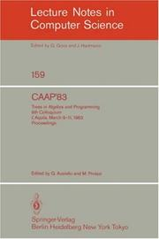 Cover of: CAAP