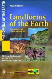Cover of: Landforms of the Earth | H. Frater