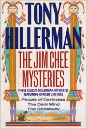 Cover of: The Jim Chee Mysteries: Three Classic Hillerman Mysteries Featuring Officer Jim Chee: The Dark